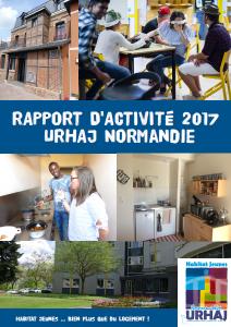 Rapport d'activité URHAJ Normandie